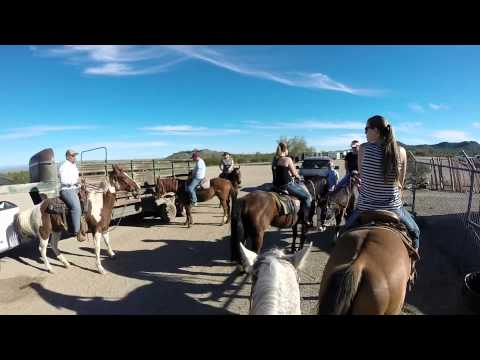 MD Ranch in Arizona: Horseback riding