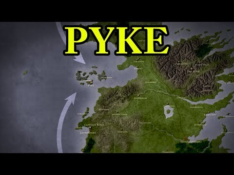 Game of Thrones: Greyjoy's Rebellion & Siege of Pyke 289 AC