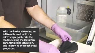 תהליך הדפסת תלת מימד