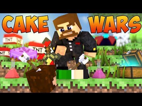 ВОЙНА ТОРТИКОВ - НОВЫЙ МИНИ РЕЖИМ - Minecraft CAKE WARS (видео)