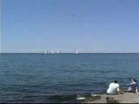 Pentwater, Michigan video