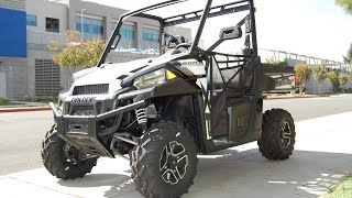 5. 2015 Polaris Ranger XP 900