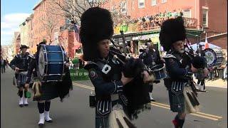 South Boston celebrates 118th St. Patrick's Day parade