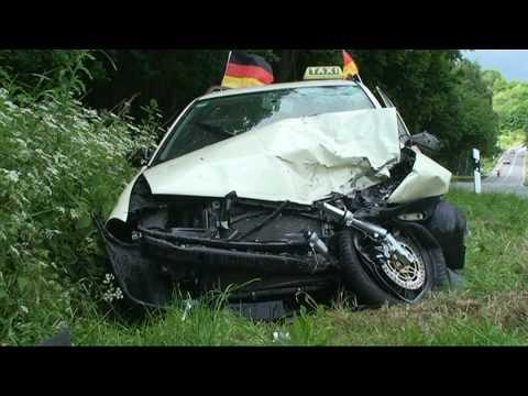 Wetterburg: Mann bei Zusammenstoß getötet