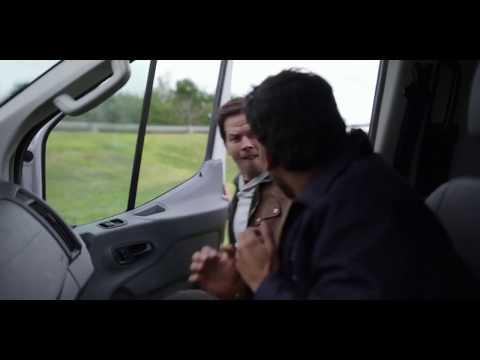 Spenser Confidential (2020) - OMG You've Got Blood All Over You Scene HD