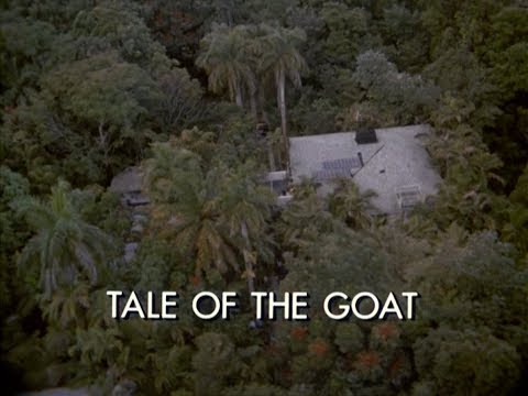 Tale of the Goat Trailer