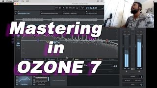 D'Loy Show #9 - Mastering My New Track in Izotope Ozone 7  