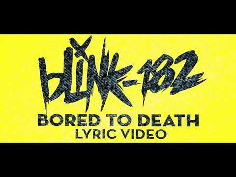 Bored To Death[LYRIC VIDEO]