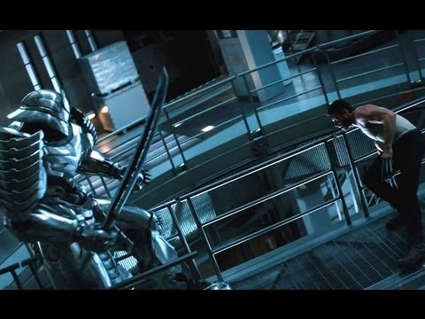 The Wolverine - Official Trailer #2 (HD) Hugh Jackman