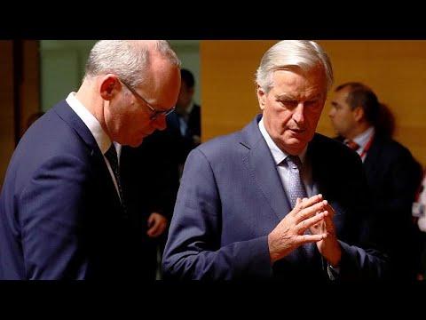 Brexit: Μαραθώνιες συνομιλίες και αγώνας δρόμου