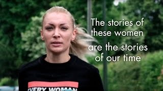 Trailer of BBC documentary Her Story-The female Revolution