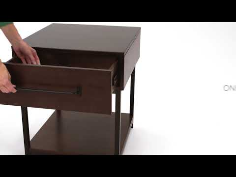 Starmore T913-3 Rectangular End Table