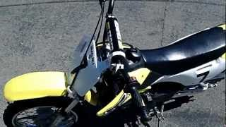 10. Contra Costa Powersports - Used 2003 Suzuki DRZ110 Dirt Bike