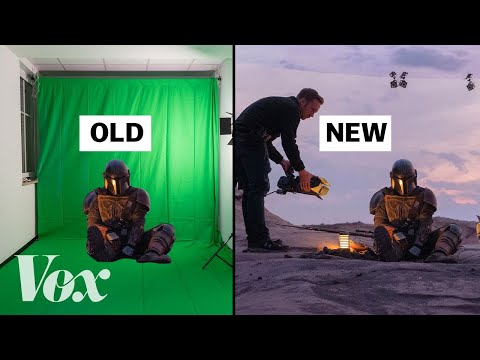 Vox: The technology thats replacing the green screen.