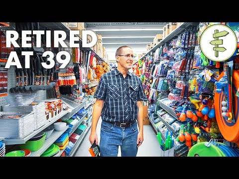 Family Man Retires at 39 – Extreme Early Retirement   FIRE