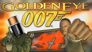 Welcome to the final episode of GoldenEye Remastered! The GoldenEye Satellite is en route to London and when it arrives it will wipe out every bank transaction in one EMP blast. While this happens Janis will transfer all of the funds to a private off shore account. Our final mission is to stop the GoldenEye and defeat Janis once and for all. For better or worse it all ends here!Our Steam Group - http://steamcommunity.com/groups/aceocarinas