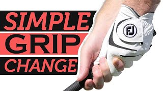 Video Simple Grip Change to Stop Your Slice MP3, 3GP, MP4, WEBM, AVI, FLV Agustus 2019