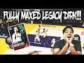 Download Video NBA LIVE MOBILE 18 | INSANE 95 OVR FULLY MAXED OUT LEGACY DIRK GAMEPLAY!!!