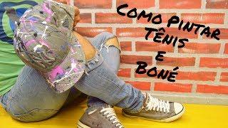 Quer dar uma nova chance para aquele par de tênis velho ou boné que você não usa mais? No vídeo eu te mostro passo a passo como customizar seus velhos companheiros!Minha Caixa Postal:Caixa Postal: 76222 CEP:02737-970 São Paulo - SP Fabianno OliveiraQuer saber mais sobre meu trabalho? Sigam me nas Redes Sociais:FanPage: www.facebook.com/AtelieEcoDesignBlog: www.fabiannooliveira.blogspot.com.br/Facebook: www.facebook.com/OliveiraFabiannoInstagram: www.instagram.com/fabianno_oliveira/