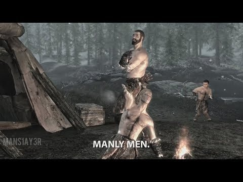 We are men ! Manly men ! (5 min version)