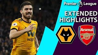 Video Wolves v. Arsenal | PREMIER LEAGUE EXTENDED HIGHLIGHTS | 4/24/19 | NBC Sports MP3, 3GP, MP4, WEBM, AVI, FLV April 2019