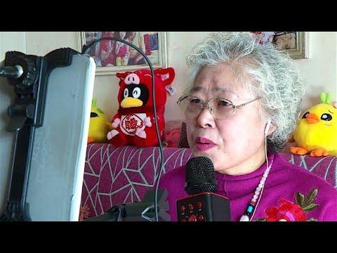 Karaoke-Senioren Chinas erobern soziale Netzwerke