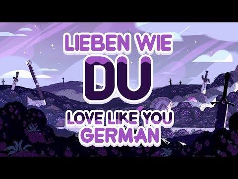 Steven Universe - Lieben Wie Du (Deutsch, Komplett) / Love Like You (German, Complete)