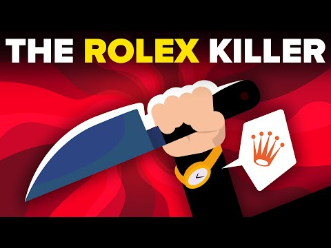 How Police Caught a Murderer From a Single Clue (The Rolex Killer)