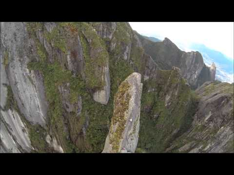 Devil's Needle Aerial Footage – Brazil – DJI Phantom Only Aerial footage.
