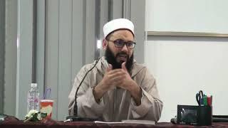 دورة في علم المنطق - الدرس 2/ الشيخ عصام السبوعي