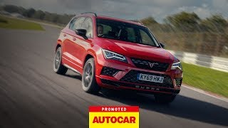 Promoted | Hands-on with the CUPRA Ateca | Autocar by Autocar