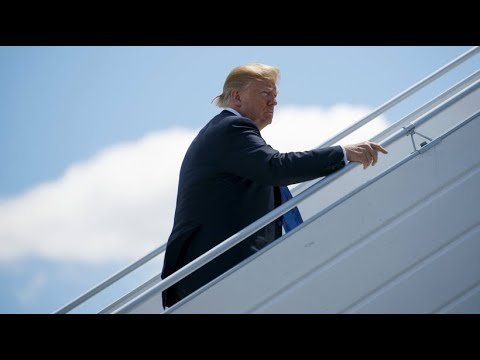 """Eklat nach G7- Gipfel in Kanada: Trumps """"Nein"""" per Twitter"""