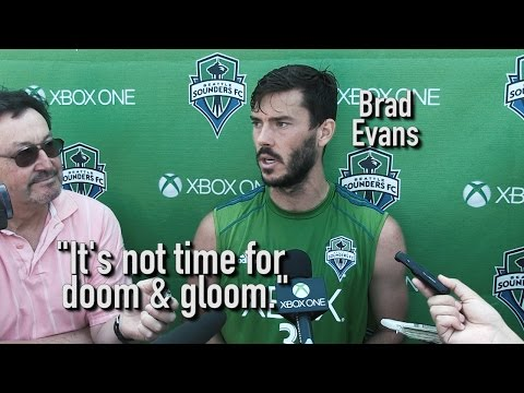 Video: Interview: Brad Evans on Staying Even Keel