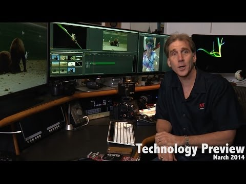 dhelmly - In this video Dave Helmly gives you a quick tour of Apple's New Mac Pro running Premiere Pro CC in various workflows including Multi Layer GPU Effects, 4K, M...