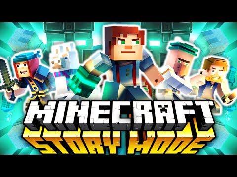 Minecraft STORY MODE - STAFFEL 2 (Komplette Episode Deutsch) (видео)