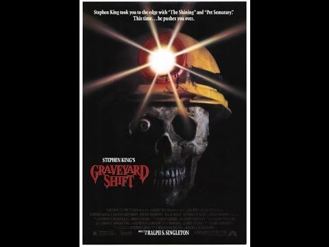 Week 8: Stephen King Week- Moodz616 Reviews:Graveyard Shift (1990)