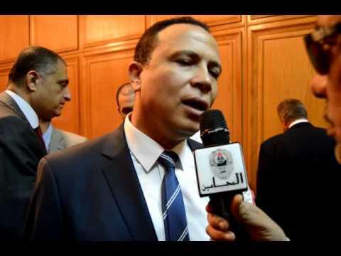 عادل حسين يخوض انتخابات المحامين علي مستوي الادارات