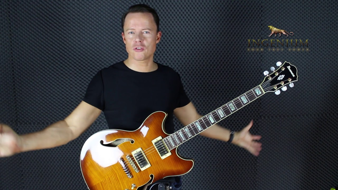 How to practice modes by ear – Guitar mastery lesson