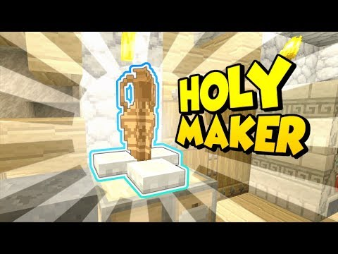 THE HOLY MAKER OF POTIONS !! - Riverfell (Minecraft xbox) #13 (видео)