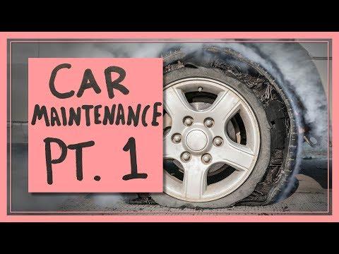 Car Maintenance Pt. 1: Before You Pop the Hood