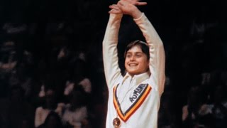 Romanian gymnast Nadia Comaneci stunned the world with her flawless performance at the 1976 Olympic Games and changed ...