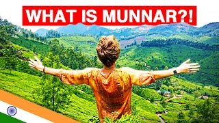 Munnar India  city pictures gallery : WHAT IS MUNNAR?! | Exploring India's Emerald Tea Plantations