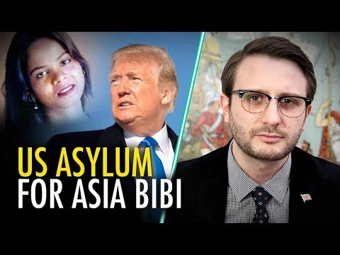 Will persecuted Pakistani Christian, Asia Bibi, be given asylum in the United States?