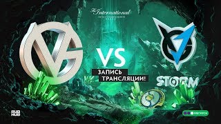 VG vs VGJ S, The International 2018, game 2