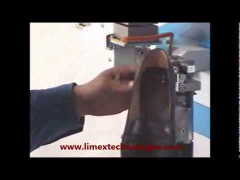 Heel Nailing Machine for shoe - Limex Technologies Ltd.