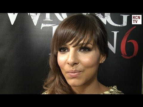 Video Roxanne Pallett Interview - Horror Violence - Wrong Turn 6 Premiere download in MP3, 3GP, MP4, WEBM, AVI, FLV January 2017