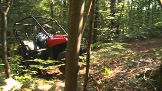 8. Dirt Trax 2010 Polaris Ranger 400 Test Ride
