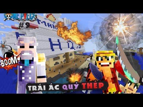 Minecraft One Piece Tập 9 : PHÁ THUYỀN PHÓ ĐÔ ĐỐC GARP !! Tigerr ✔ - Thời lượng: 16:11.