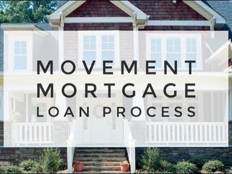 Movement Mortgage Loan Process w/ Cole & Ashley -  Charlotte, NC Realtor   Buy Sell Homes
