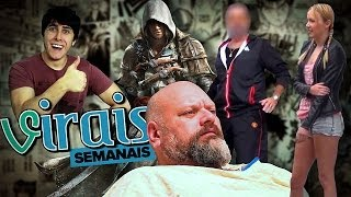 Epic Don't Drink and Drive Prank - Assassin's Creed 4 - Virais Semanais S01E06
